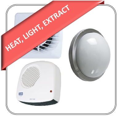 Heat, Light, Extract