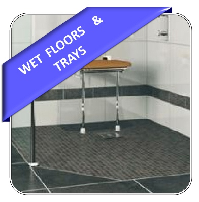 Wet Floors & Trays